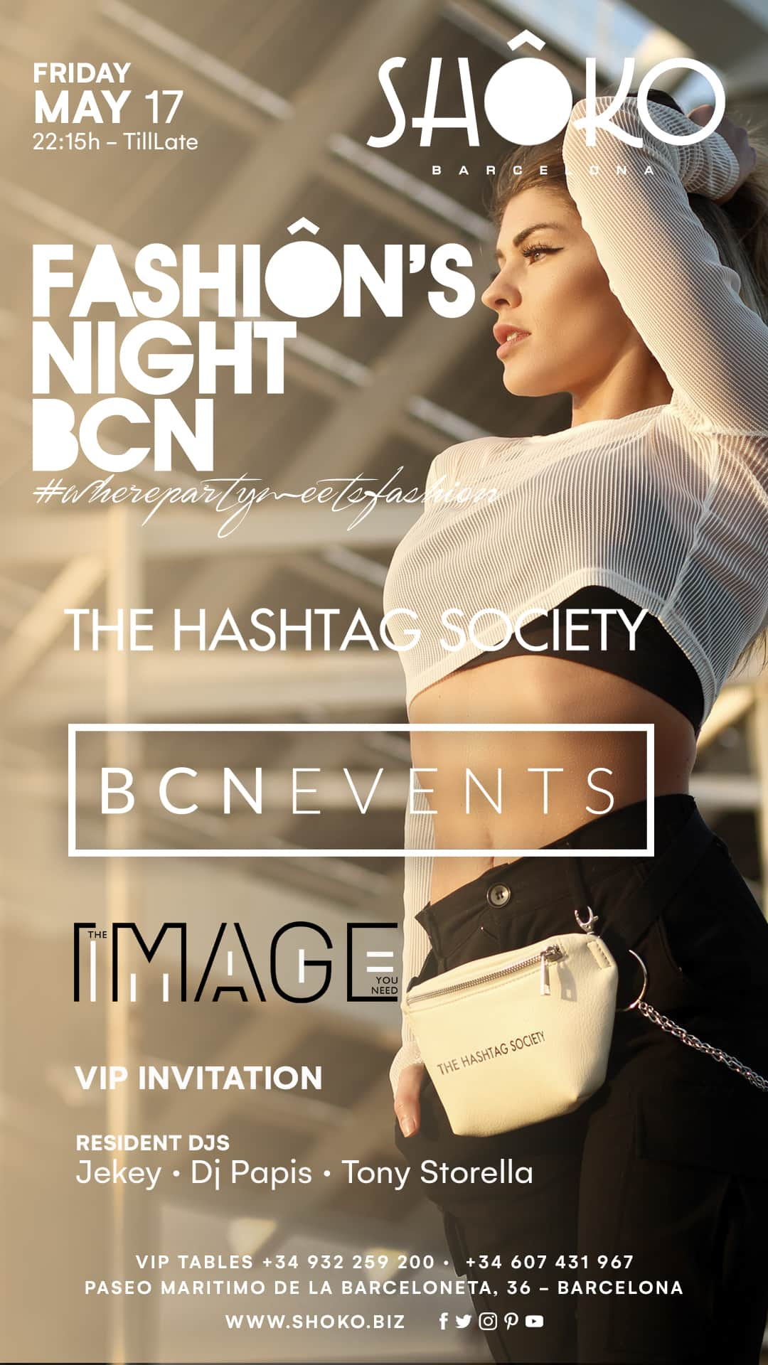 Fashion's Night BCN