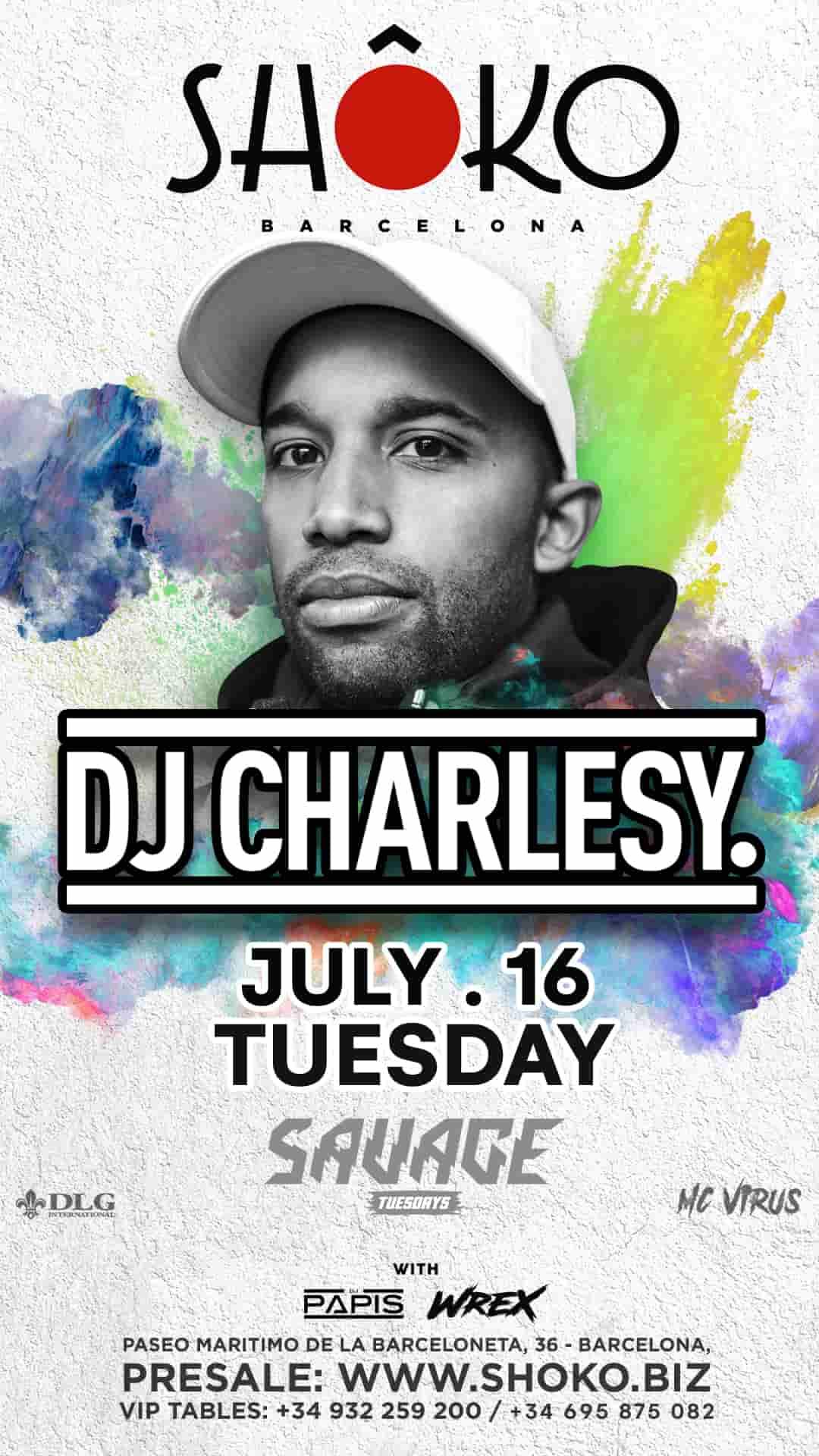 Savage | DJ CHARLESY