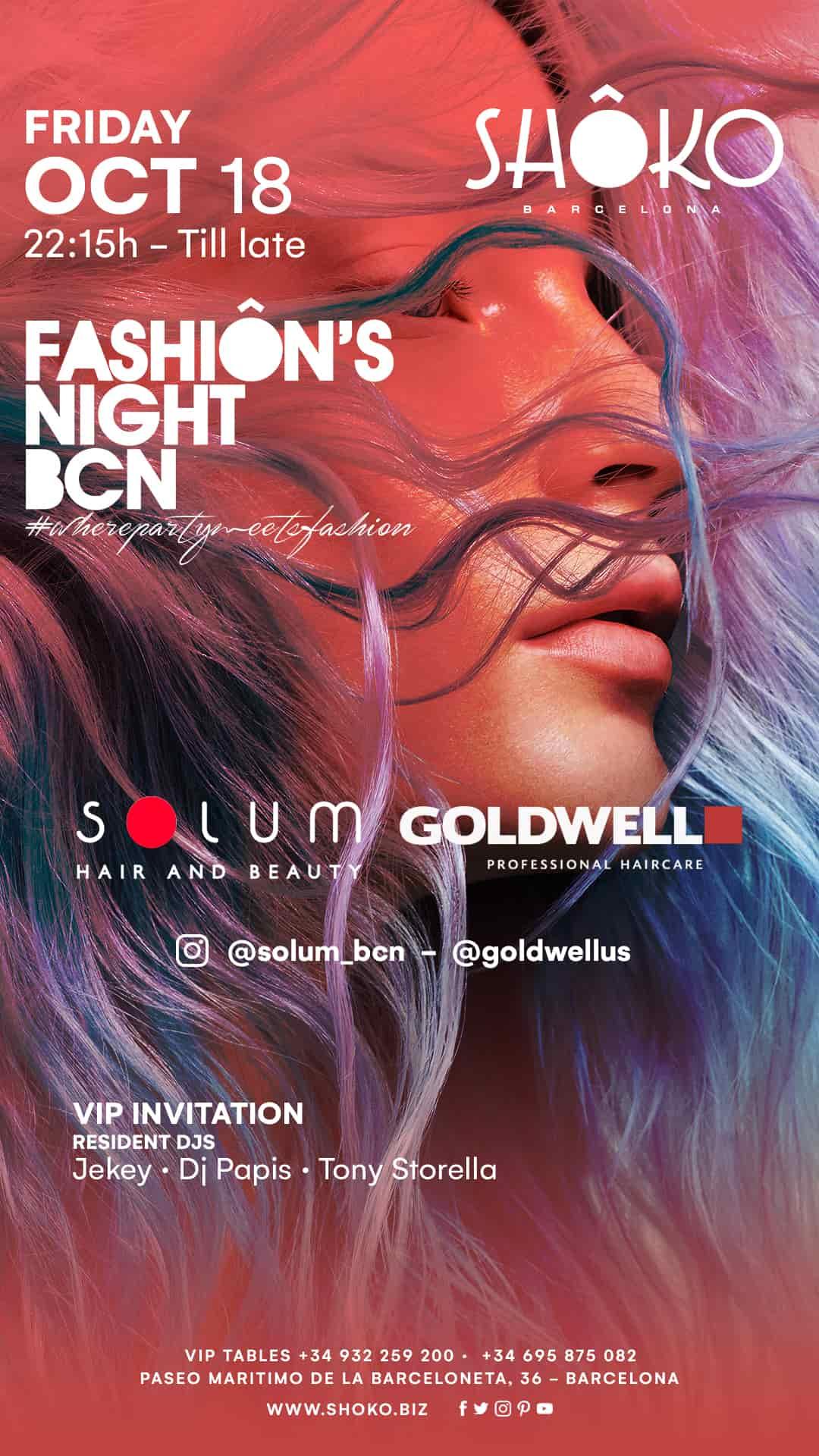 Fashion's Night BCN